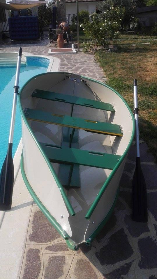 Barca pieghevole carpfishing la cura dello yacht - Barca porta bote ...