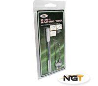 NGT 2 in 1 Baiting Tools Accessorio per Innesco CarpFishing