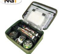 NGT PVA Rig Storage Bag Borsa Porta Accessori & PVA