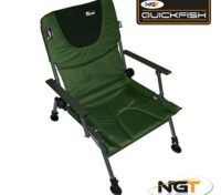 NGT Quick Fish Chair Sedia CarpFishing