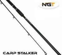 NGT Carp Stalker 8Ft 2 Lb Canna CarpFishing Feeder 2 Pezzi