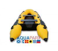 Tender RIB330 AquaParx Yellow -- Spedizione Gratuita