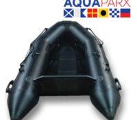 AquaParx Tender RIB230 PRO Black Edition -- Spedizione Gratuita
