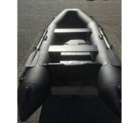 Aquaparx RIB330 Black Edition Tender CarpFishing - Spedizione Gratuita