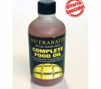 Nutrabaits Complete Food Oil 250Ml CarpFishing Self Made
