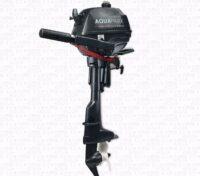 AquaParx Motore Fuoribordo 2.5 Hp CarpFishing Natante Spinning --- Spedizione Gratuita