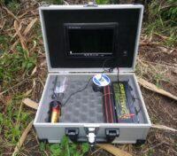 DSM Angler Spot Telecamera Subacquea CarpFishing Underwater Camera --- Spedizione Gratuita