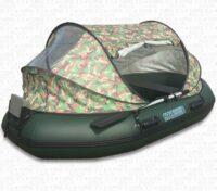 Tender Aquaparx Fisherman PRO260 + Optional -- Spedizione Gratuita