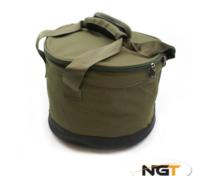 NGT Bait Bin 325 Method Groundbaits Bowl CarpFishing Feeder