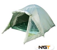 NGT 2 Man Double Skinned Tenda CarpFishing - Spedizione Gratuita