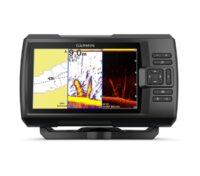 Garmin Striker Plus 7cv FishFinder Ecoscandaglio GPS Batimetrico -- Spedizione Gratuita