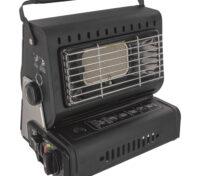 NGT Stufetta Compact Gas Heater + 4 Bombolette GAS
