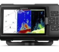 Garmin Striker Vivid 7CV FishFinder Ecoscandaglio GPS Batimetrico - Spedizione Gratuita