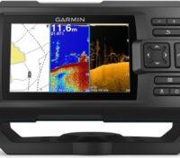 Garmin Striker Plus 5CV FishFider Ecoscandaglio GPS Batimetria -- Spedizione Gratuita