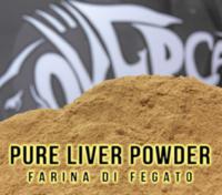 OverCarp Baits Pure Liver Powder 1 Kg Farina di Fegato