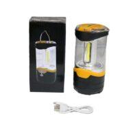 Bivvy Lamp + Motion Sensor - Lampada da Tenda Led e Sensore Movimento