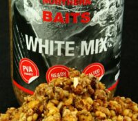 Northern Baits White Mix Creamy & Milky Particles 1 Lt - PVA Friendly