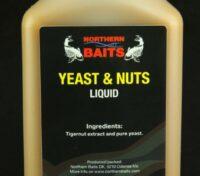 Northern Baits Yeast & Nuts 500Ml