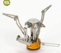 Saber Turbo Lite Stove - Fornello Pieghevole