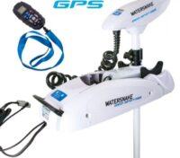Motore Elettrico Da Prua Watersnake GEO-SPOT GPS SW 65/66 165cm 12V - Spedizione Gratuita