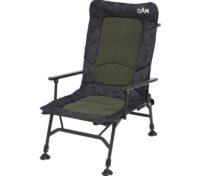 DAM Camovision Adjustable Chair With Arm Rest - Spedizione Gratuita