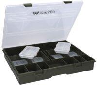 Mikado Carp Tackle Box 1+6