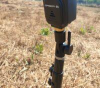 DSM Angle Adaptor Black - Snodo Angolare Acciaio