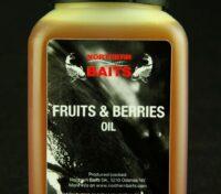 Northern Baits Fruit & Berries Oil 250ml