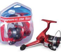 Mulinello Scorpio AX250 Con Filo Precaricato Spinning Ledgering Bolognese