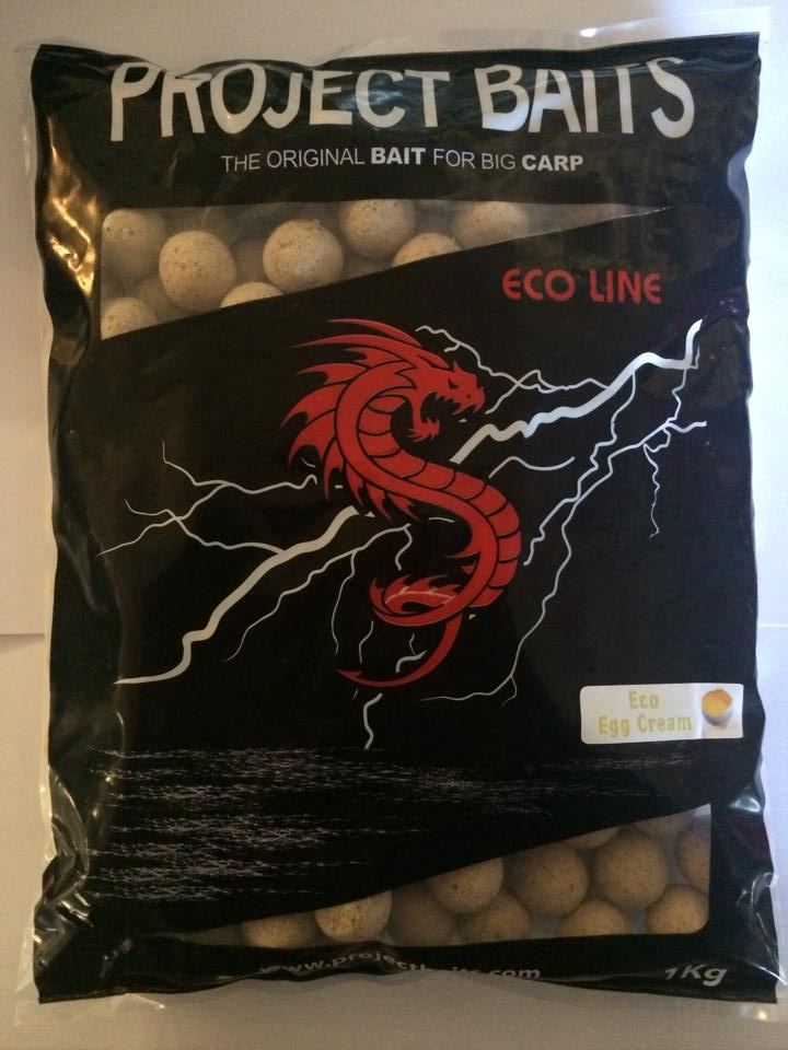 Boilies Eco Project Baits 20 mm 1 Kg CarpFishing Bait