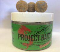 Boilies Project Baits Coated Line Pop-Up 10-20 Mm Carpfishing Bait