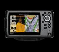 Humminbird Helix 5 DI G2 Ecoscandaglio + GPS Combinato CarpFishing Spinning --- Spedizione Gratuita