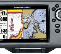 Humminbird Helix 5 G2 Ecoscandaglio + GPS Combinato CarpFishing Spinning --- Spedizione Gratuita