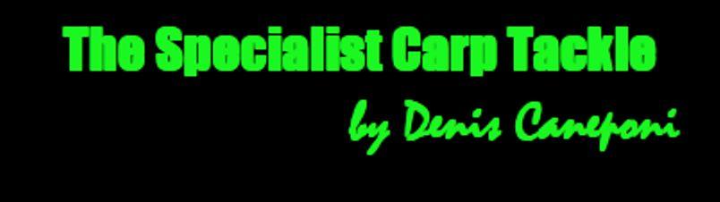 -The Specialist Carp Tackle- Minuteria Carpfishing Rig