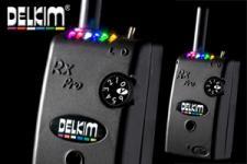 Delkim Ricevente RX Plus Pro CarpFishing 6 Canali Only For Delkim Txi Plus -- Spedizione Gratuita