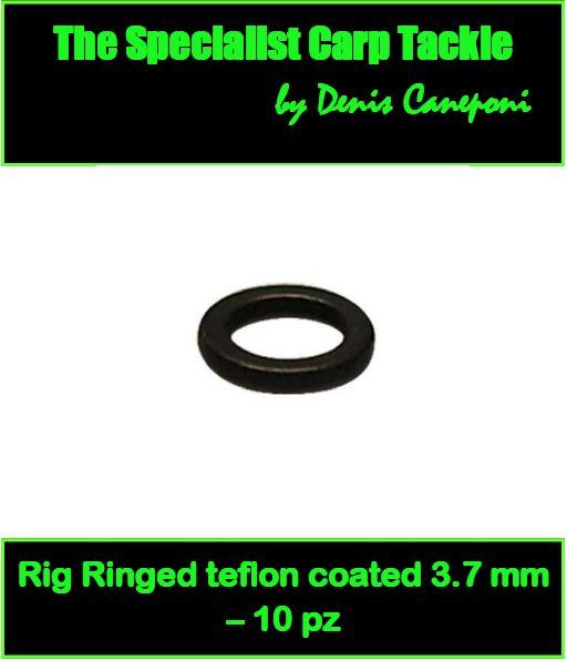 "3,7 mm Rig Ring Teflon Coated ""The Specialist Carp Tackle"" CarpFishing Rig"