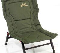 Sedia CarpFishing Carson Barbetta Carp Fishing Chair Piedi Regolabili