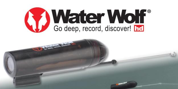 Water Wolf Underwater Fishing Camera -- Spedizione Gratuita